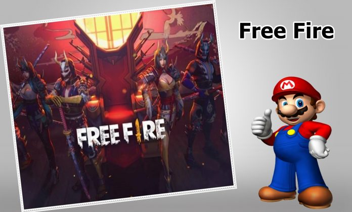 Download and Play Garena Free Fire