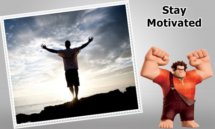 How to Stay Motivated When Things Get Tough