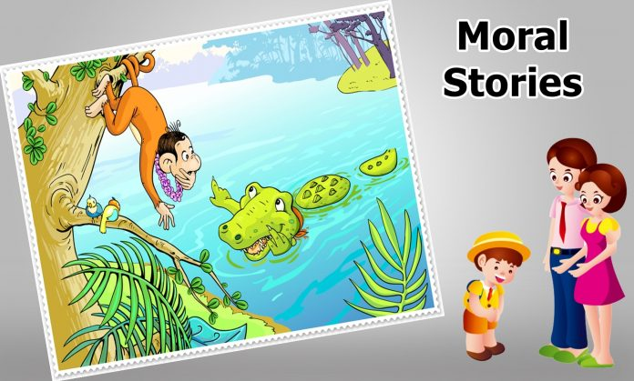Make Your Child Eat Food with These Moral Stories