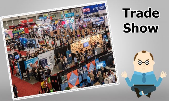 REASONS TO MANIFEST AT A TRADE SHOW