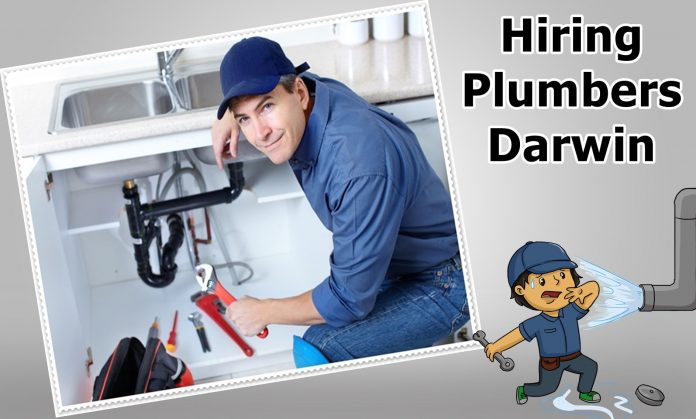 Hiring Plumber Darwin