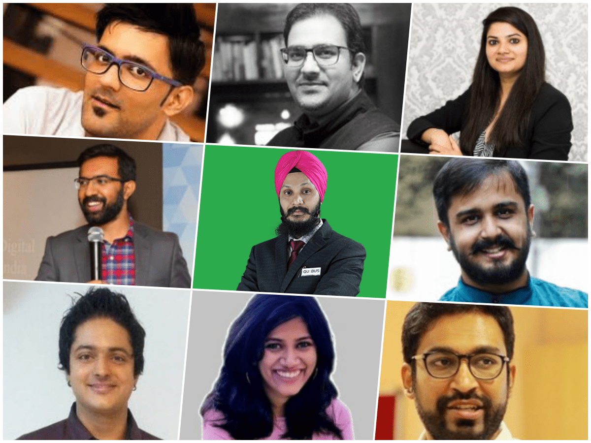 Top 15 Indian Digital Marketing Experts to Follow in 2020