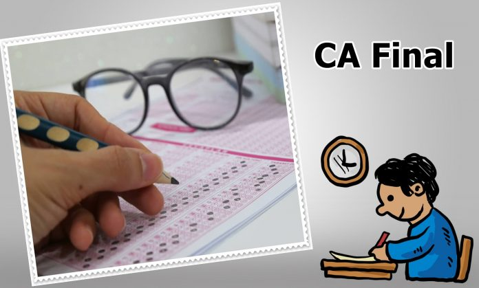VSI Secret on How to Clear CA Final in First Attempt