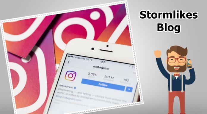 Stormlikes blog- Buy Instagram Views