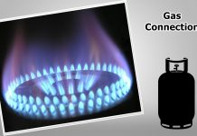 processes to apply for online or offline gas connection