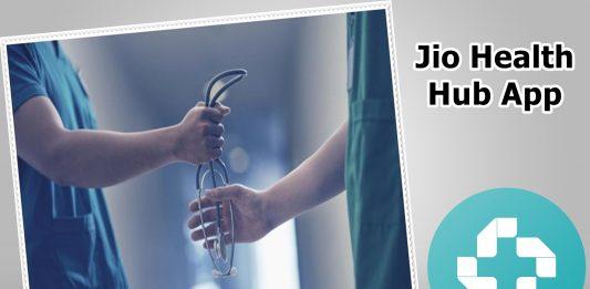 Jio Health Hub App