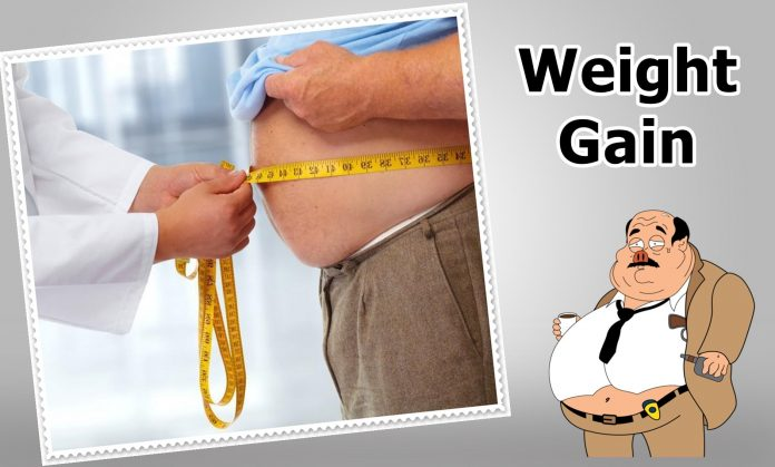 reason for weight gain