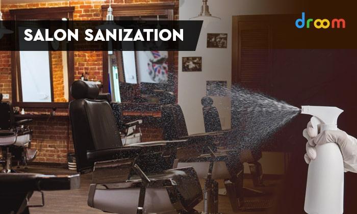 salon sanitization