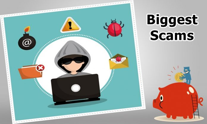 Top Biggest Scam In India Detail In Hindi