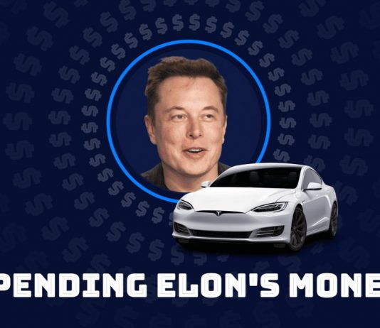Spend Elon money